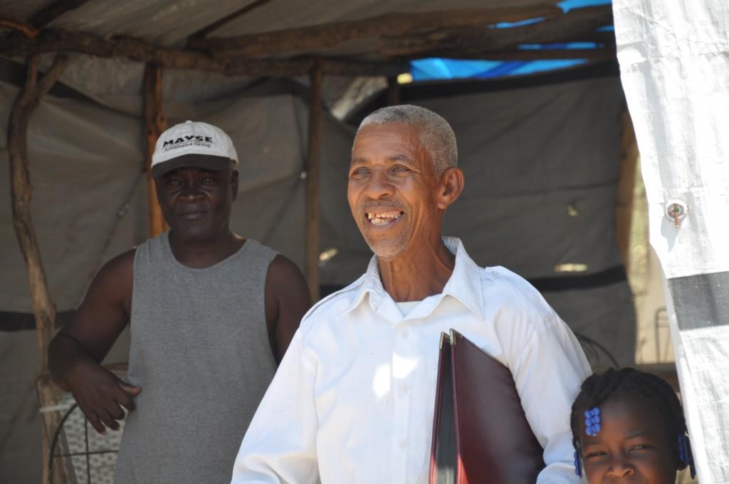 pastor in haiti