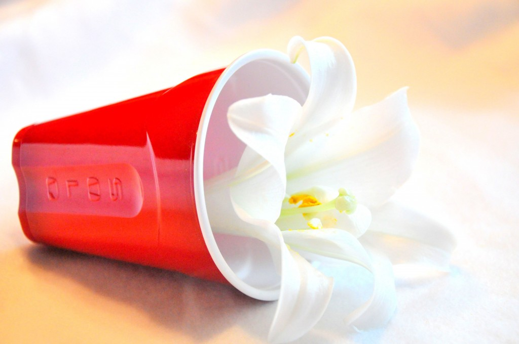 Red Solo Cup Easter