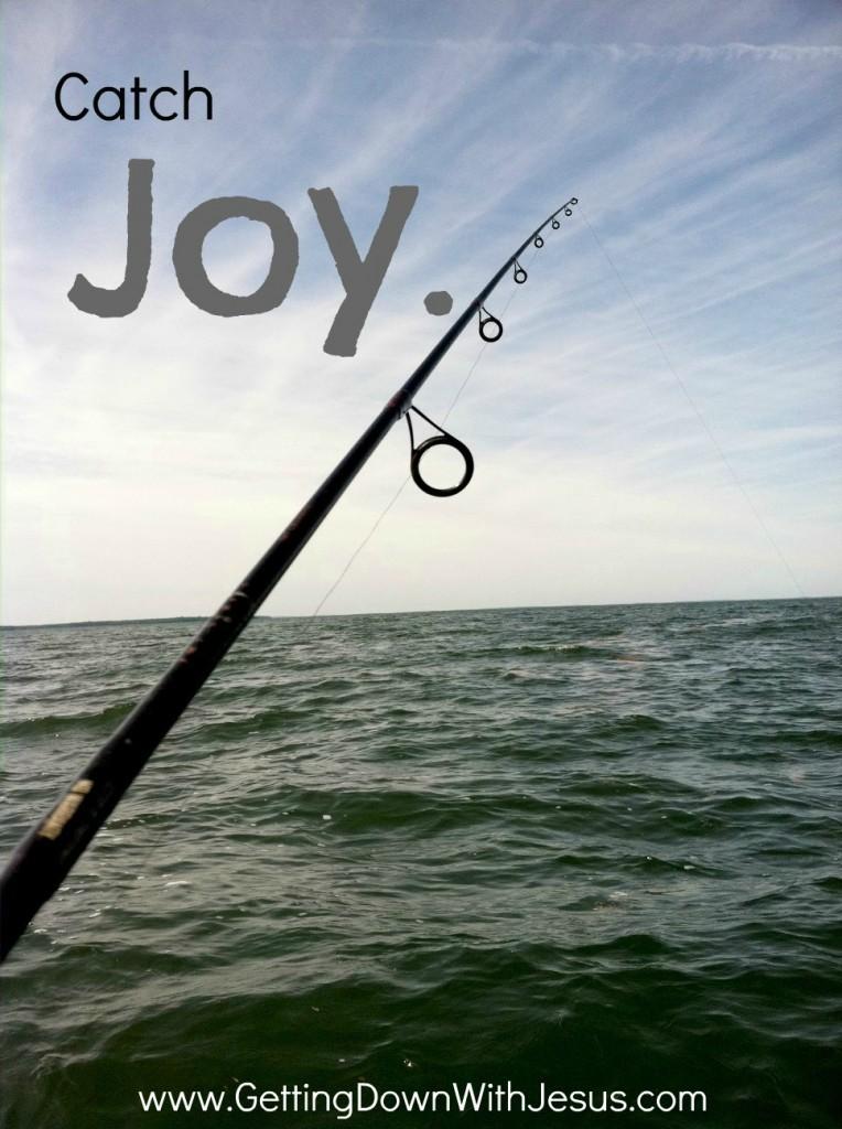 {unto the glory} How to Catch Joy