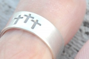 One Toe Ring, Three Crosses and the Truth About Our Plans