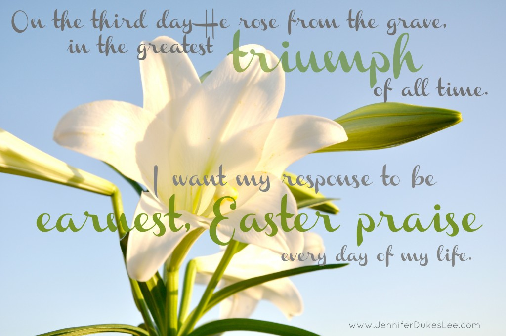 """Why We Say """"Happy Easter"""" in August"""