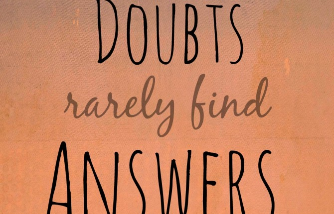 When You Don't Have All the Answers (And Why That's OK)