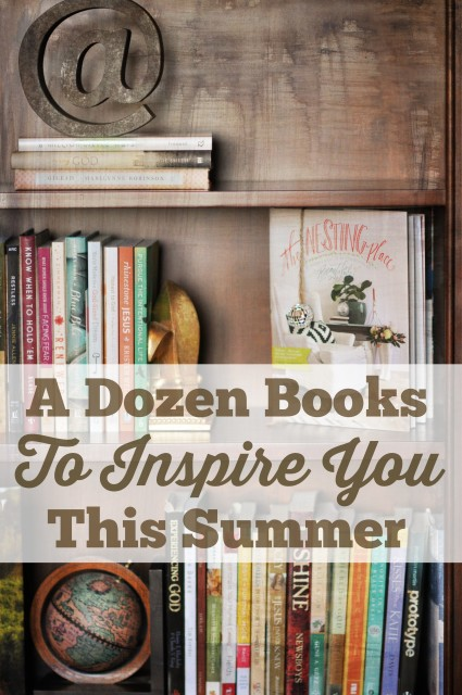 Books to inspire you