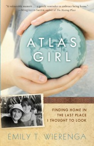 Emily Wierenga, Atlas Girl