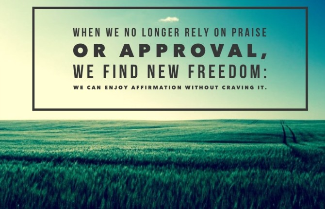approval, freedom