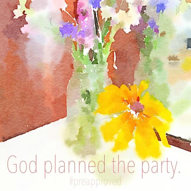 god party