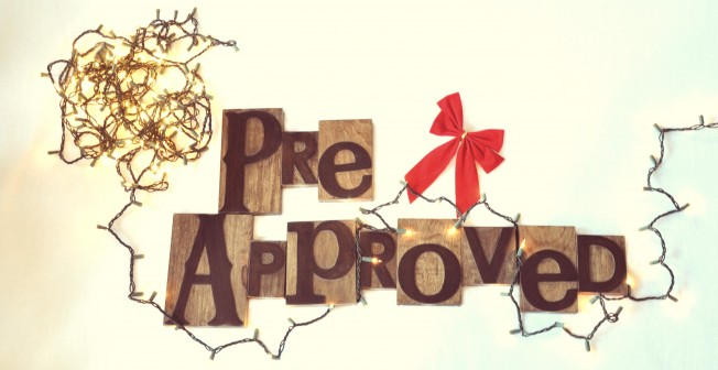 preapproved christmas