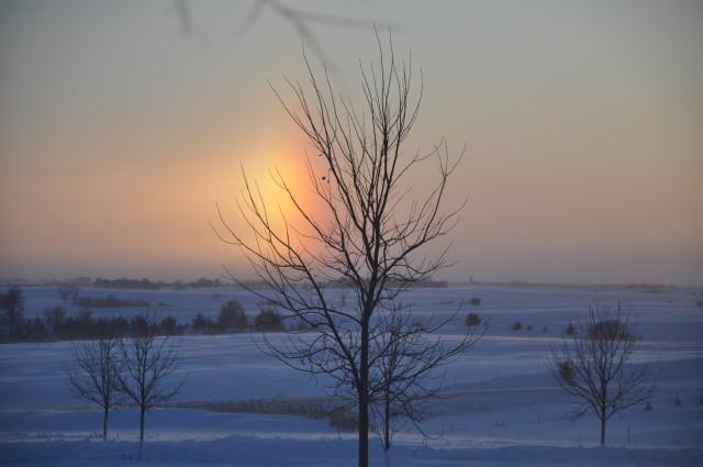 Iowa winter