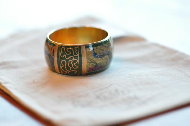 Fair Trade Friday bracelet