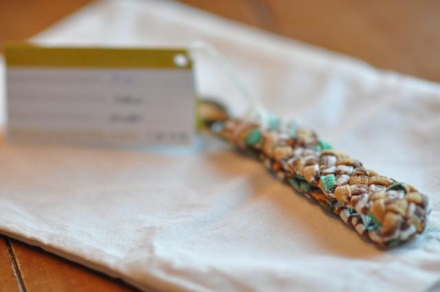 Fair Trade Friday keychain