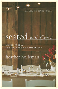 seated with christ, heather holleman