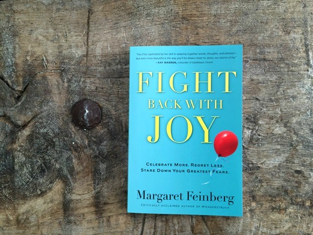 margaret feinberg, fight back with joy