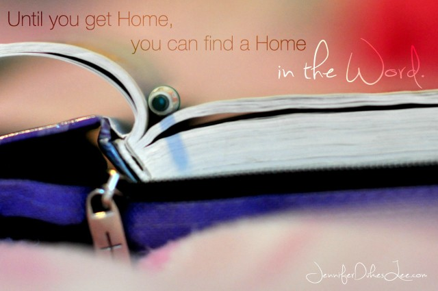 home in the word