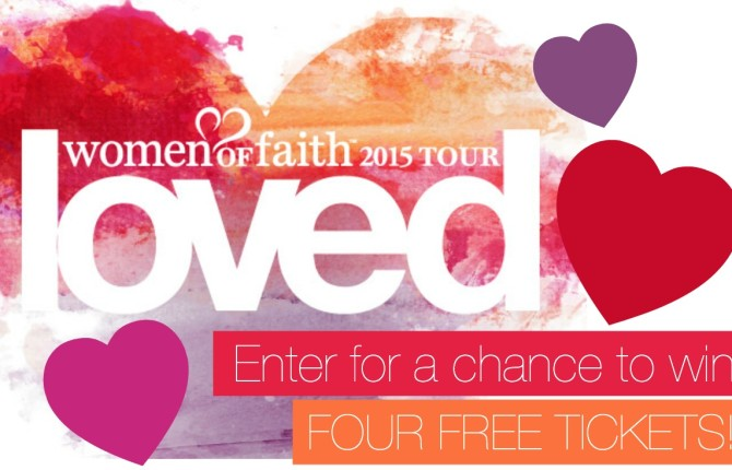 The Truth About Friendship (And a Four-Ticket Giveaway to Women of Faith!)