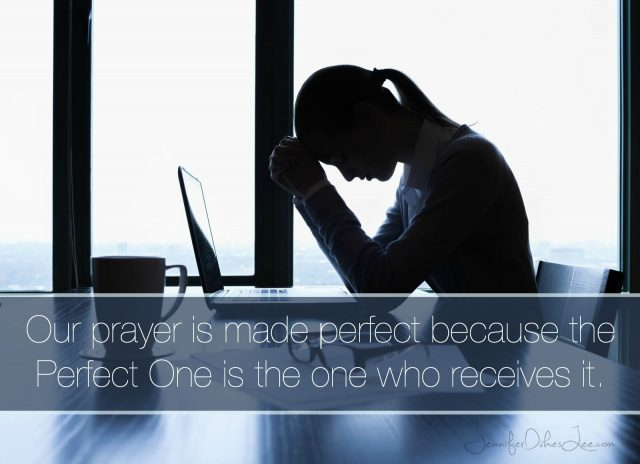 prayermadeperfect