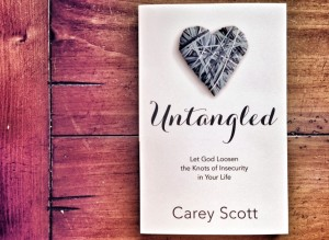 Untangled, Carey Scott