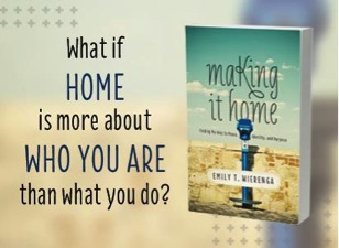 What if home is more about who you are...