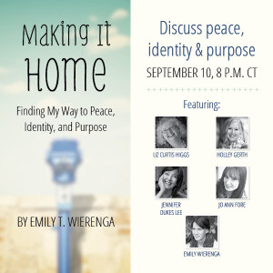 Making it home webinar