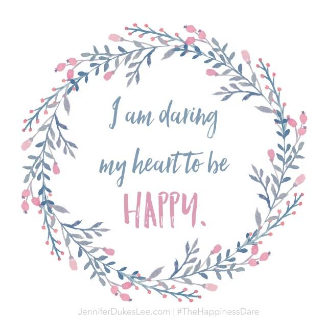 happiness dare, happy