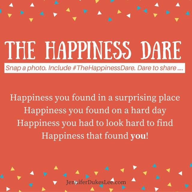 happiness dare