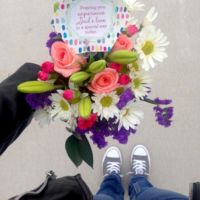 flowers, bouquet, FTD