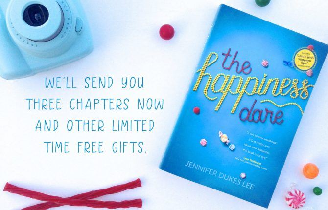 #TellHisStory -- The Happiness Dare (Pre-Orders and Gifts For You!)
