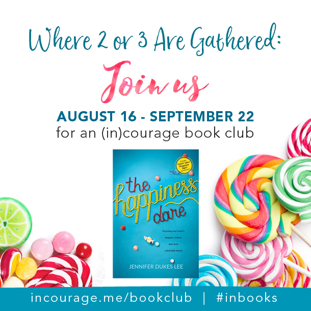 Join the Happiness Dare Book Club!