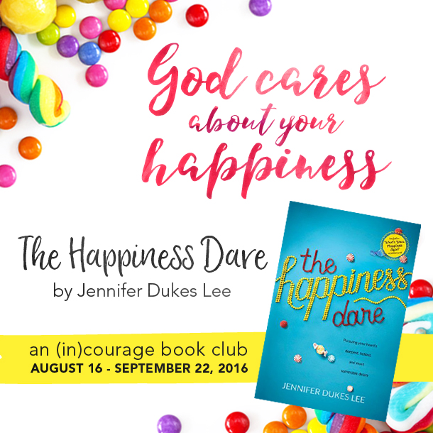You're invited to a Happiness Dare book club!