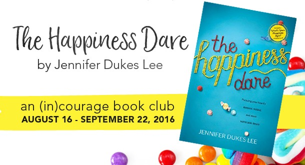 An Invitation to The Happiness Dare BOOK CLUB! - #tellhisstory