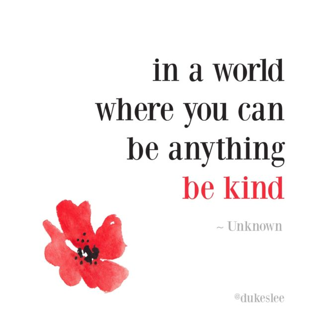 In A World Where You Can Be Anything Be Kind Jennifer Dukes Lee