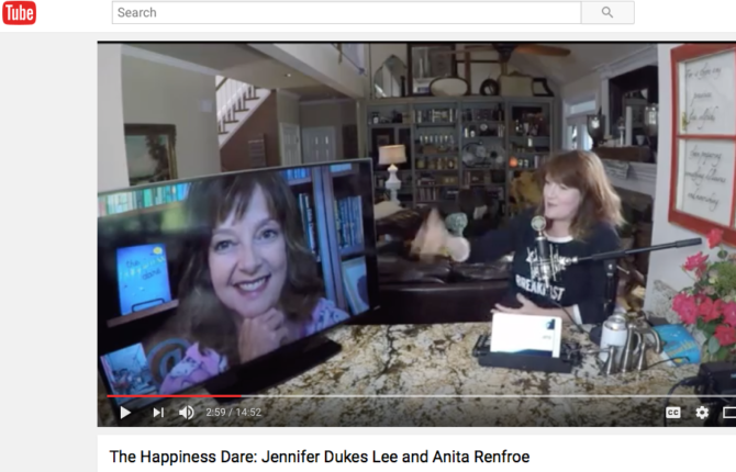 That Time When Anita Renfroe Took The Happiness Dare