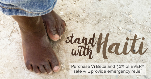 Stand With Haiti - One Way to Make a BIG Difference TODAY