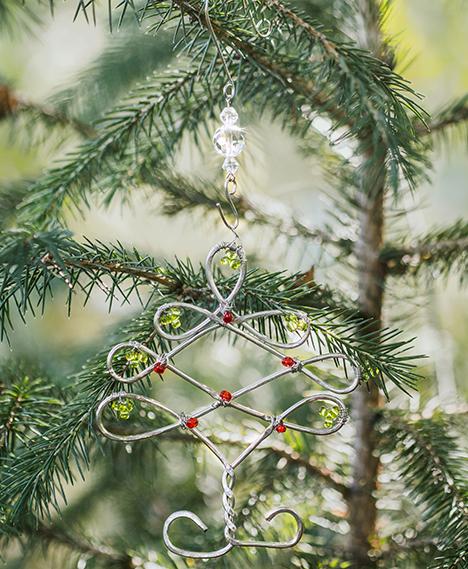Tannenbaum Christmas ornament