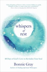 Whispers of Rest, Bonnie Gray