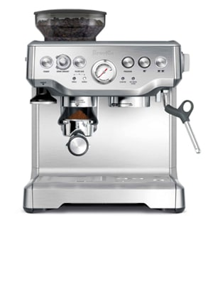 Jennifer's Espresso Machine